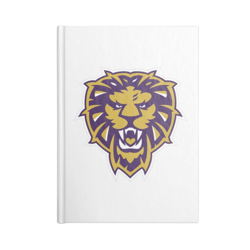 San Francisco Pride Logo Accessories Lined Journal Notebook by Zamboni Macaroni Shop