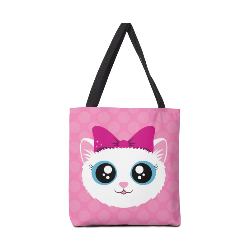 Kitty Girl Accessories Bag by Zammies