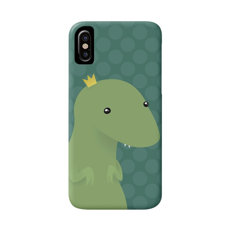 His Royal Highness Accessories Phone Case by Zammies