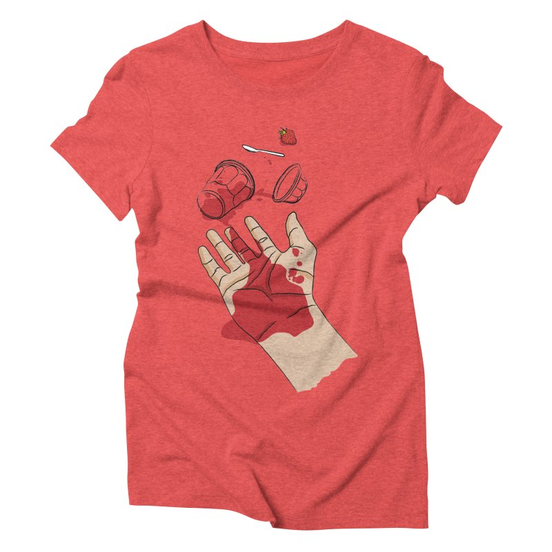 The Last Sundae Women's Triblend T-Shirt by Zam Nayan's Shop