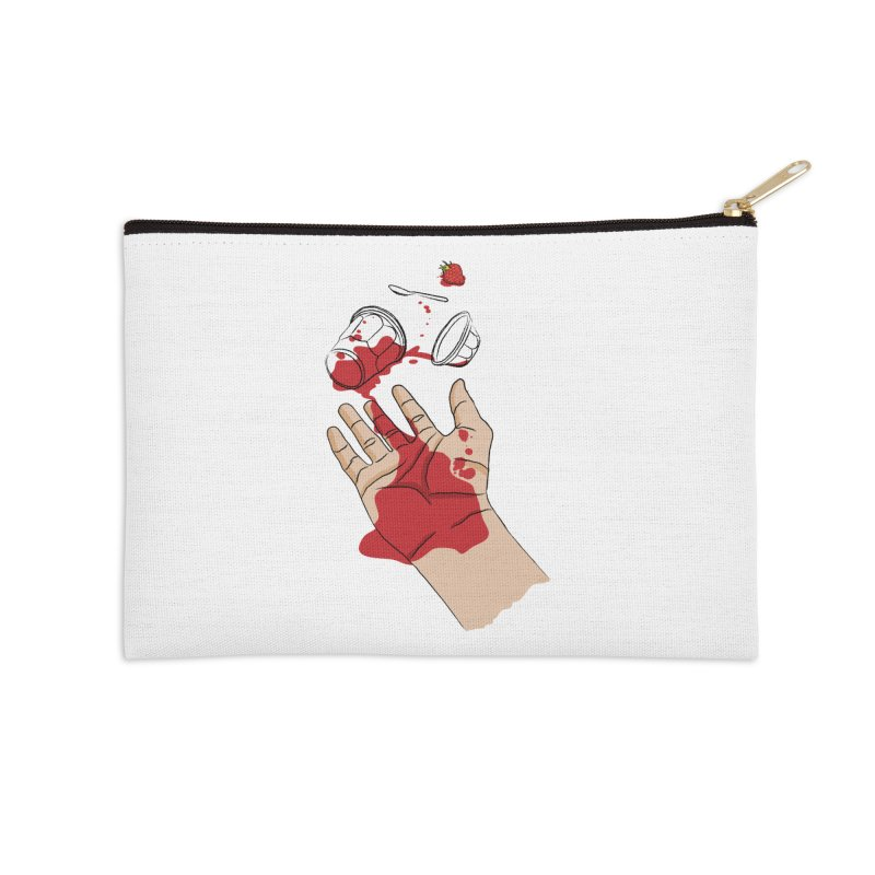The Last Sundae Accessories Zip Pouch by Zam Nayan's Shop