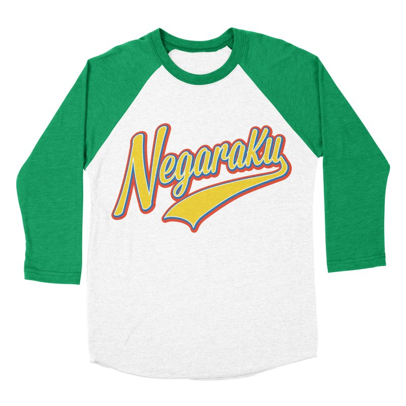 NegaraKu Women's Baseball Triblend Longsleeve T-Shirt by Zam Nayan's Shop
