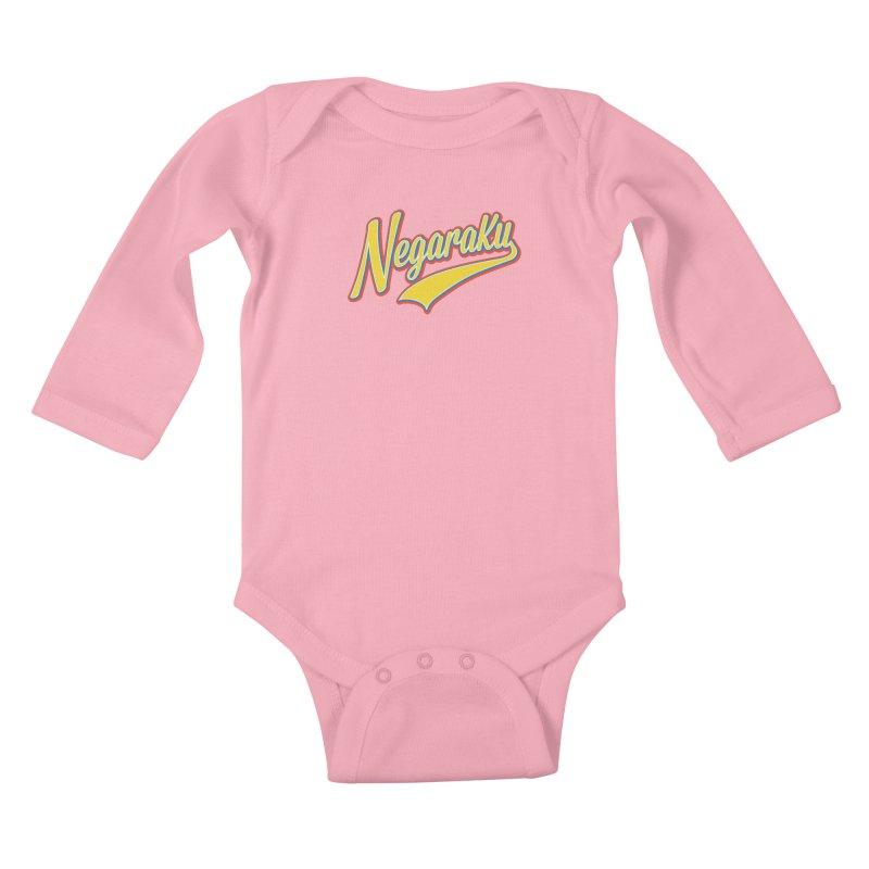 NegaraKu Kids Baby Longsleeve Bodysuit by Zam Nayan's Shop