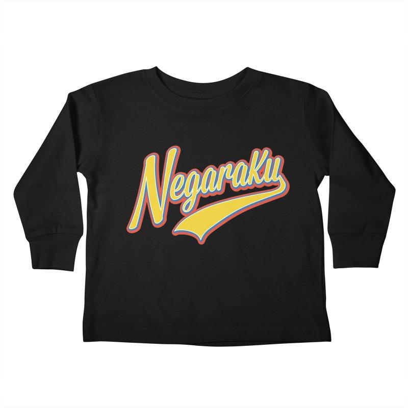 NegaraKu Kids Toddler Longsleeve T-Shirt by Zam Nayan's Shop