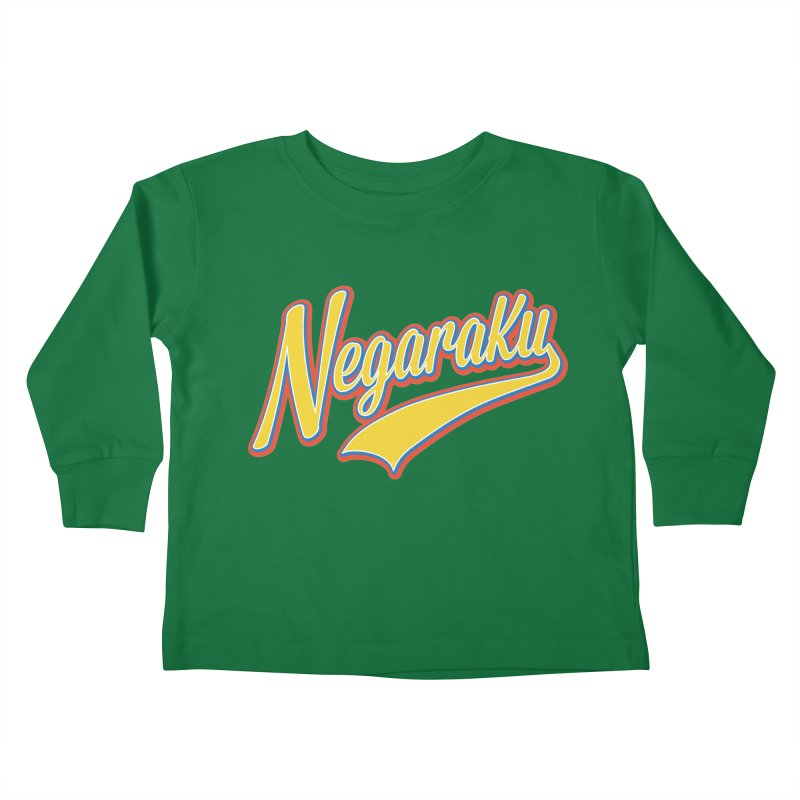 NegaraKu Kids Toddler Longsleeve T-Shirt by Zam Nayan's Shop