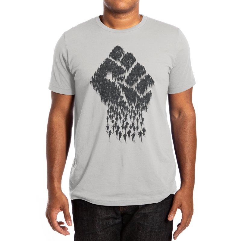 Unite Men's T-Shirt by Zanntzu Art Shop