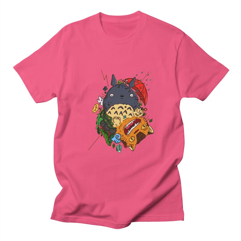 Totototoro 2.0 Men's T-shirt by zapatoverde's Shop