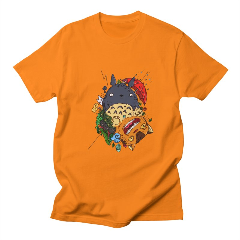 Totototoro 2.0 Men's Regular T-Shirt by zapatoverde's Shop