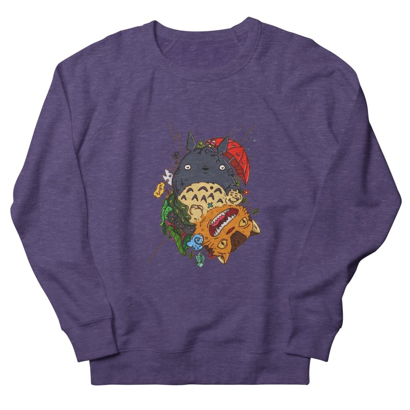 Totototoro 2.0 Men's Sweatshirt by zapatoverde's Shop