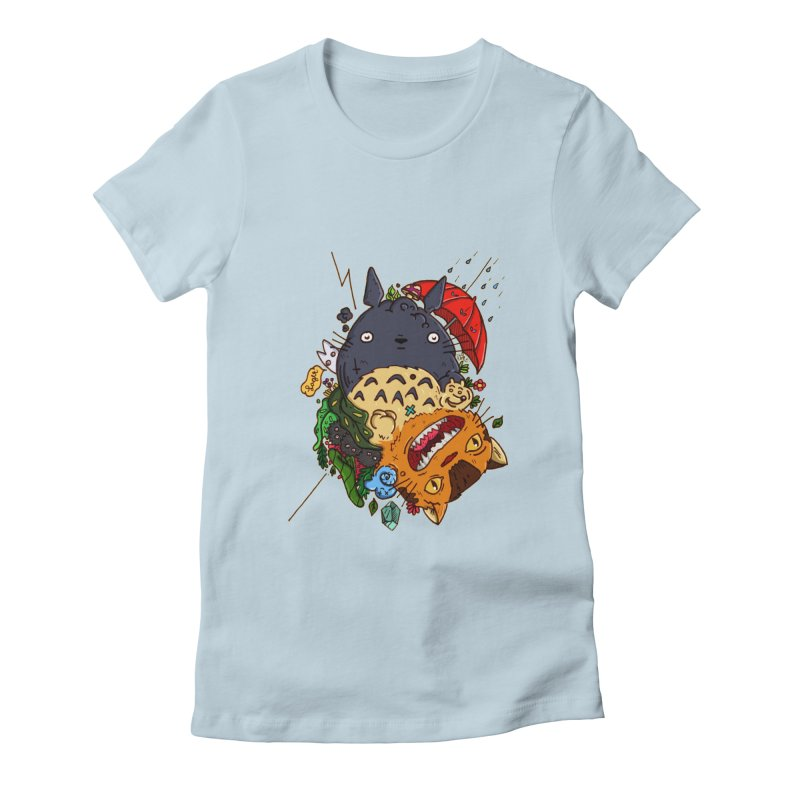Totototoro 2.0   by zapatoverde's Shop