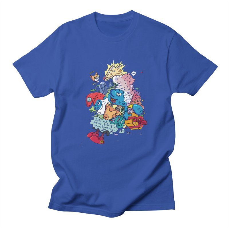 Smurfitufo Men's T-shirt by zapatoverde's Shop