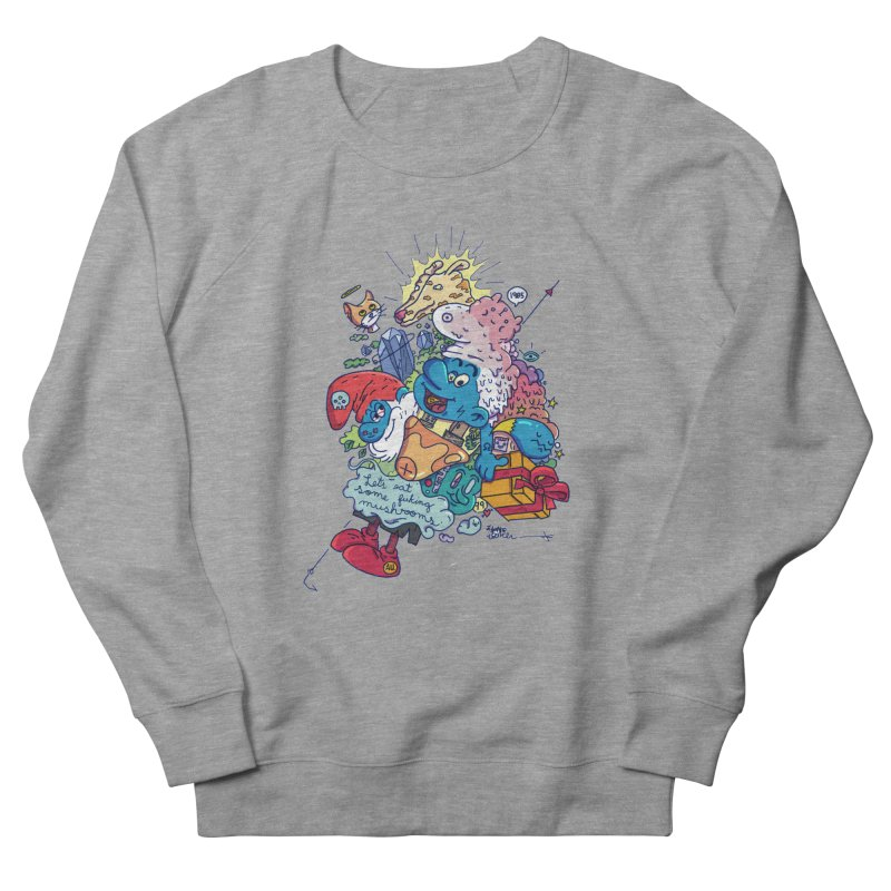 Smurfitufo Men's Sweatshirt by zapatoverde's Shop