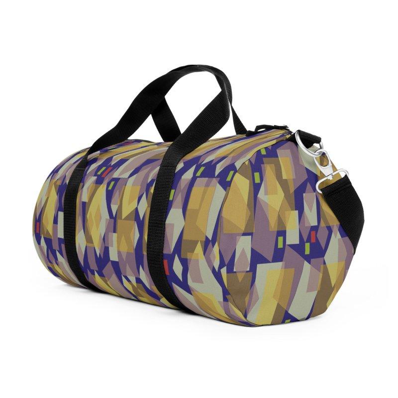 zappwaits - z002 Accessories Duffel Bag Bag by zappwaits Artist Shop