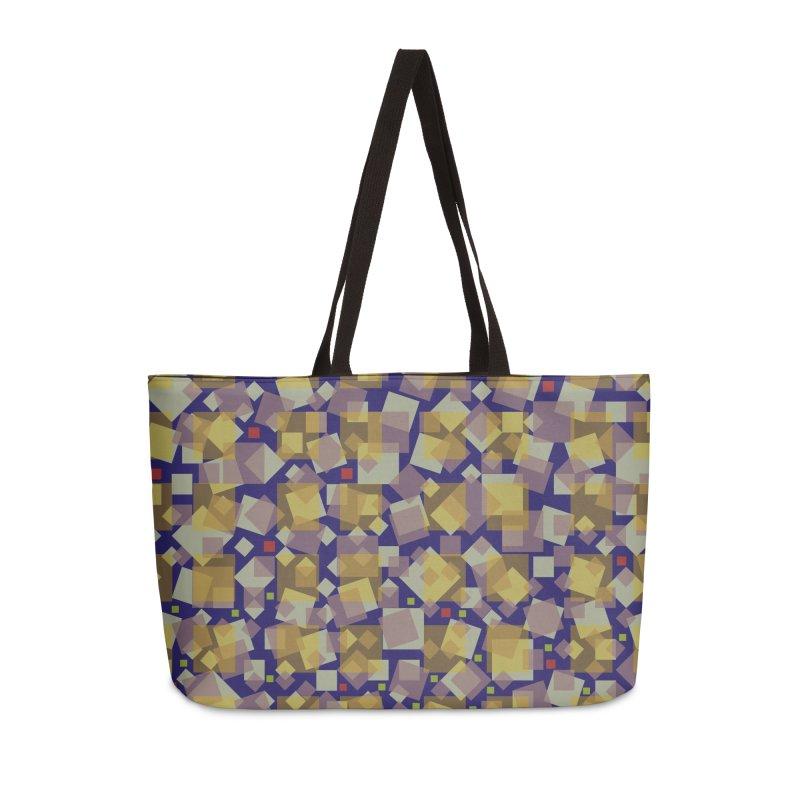 zappwaits - z002 Accessories Weekender Bag Bag by zappwaits Artist Shop