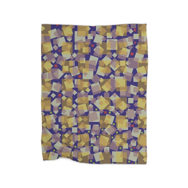 zappwaits - z002 Home Fleece Blanket Blanket by zappwaits Artist Shop