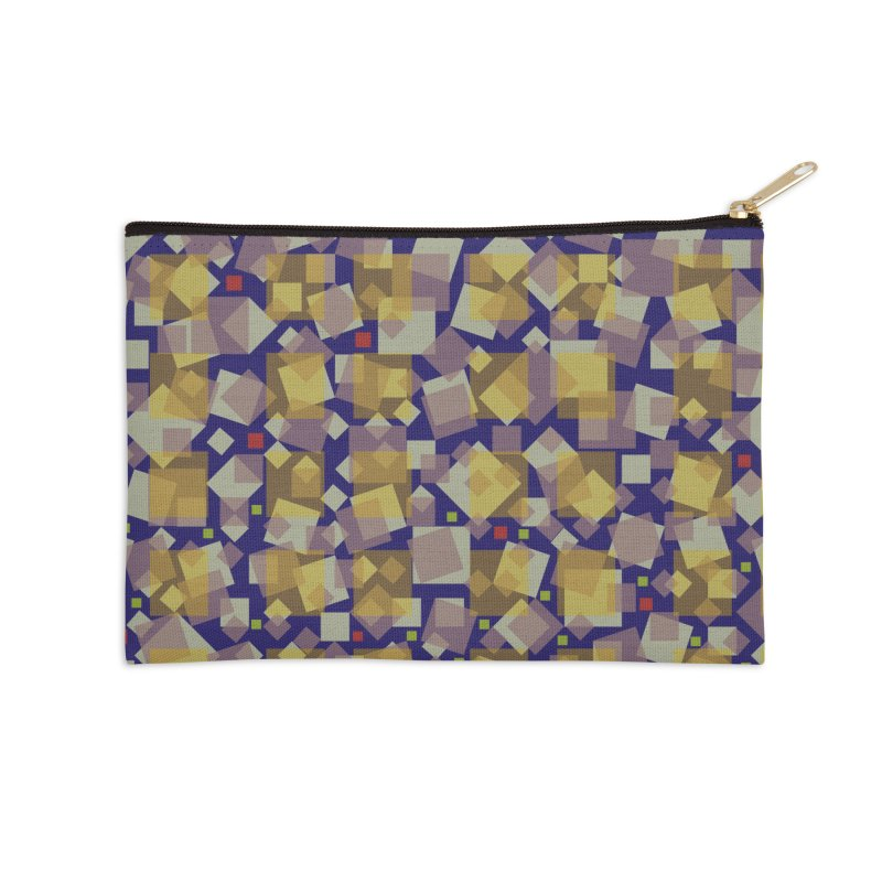 zappwaits - z002 Accessories Zip Pouch by zappwaits Artist Shop