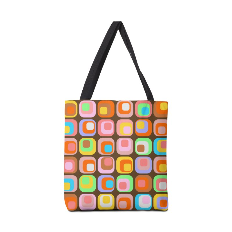 zappwaits - Retro Accessories Tote Bag Bag by zappwaits Artist Shop