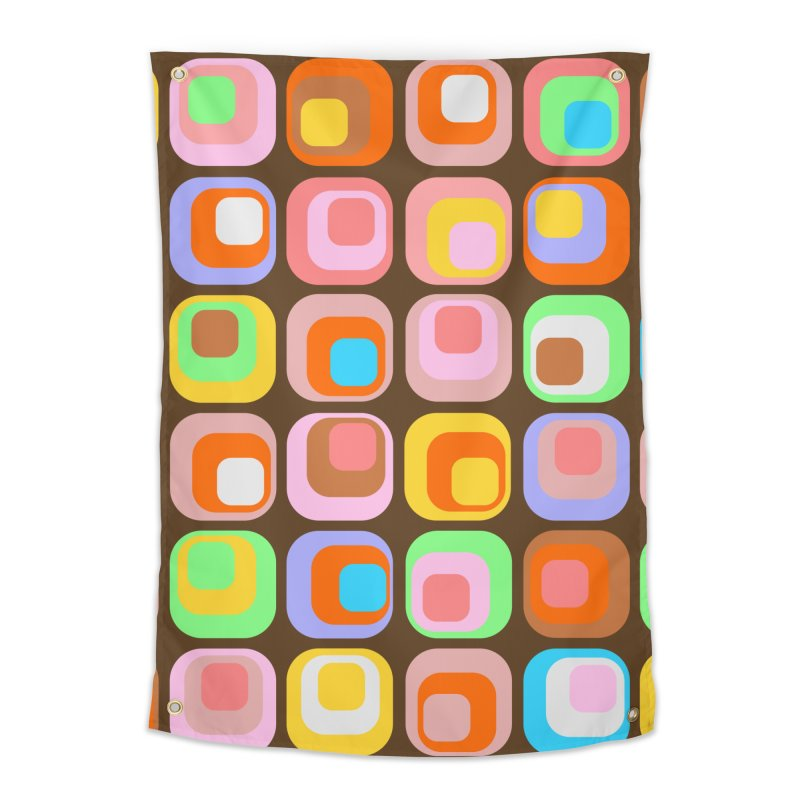 zappwaits - Retro Home Tapestry by zappwaits Artist Shop