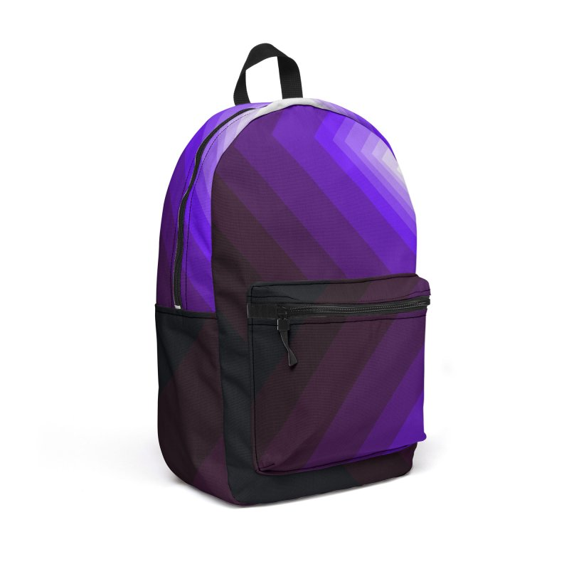 zappwaits z011 Accessories Backpack Bag by zappwaits Artist Shop