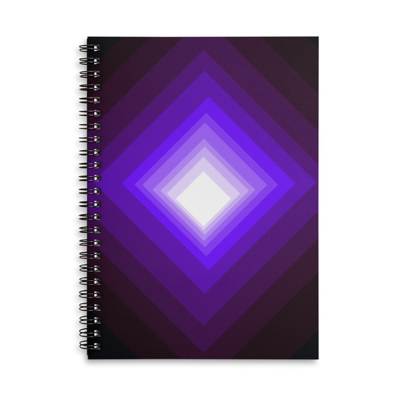 zappwaits z011 Accessories Lined Spiral Notebook by zappwaits Artist Shop