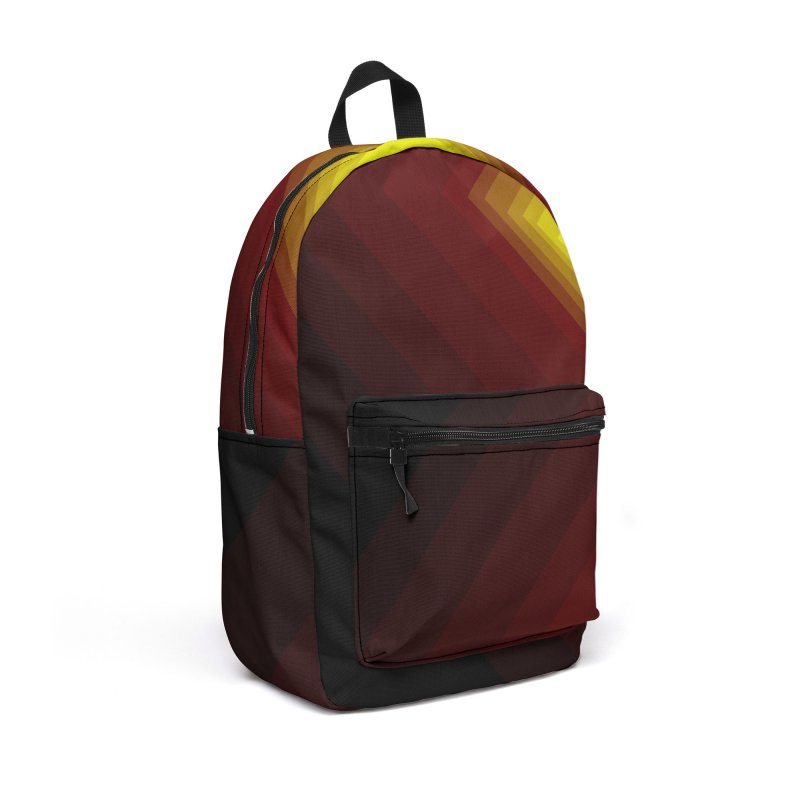 zappwaits z12 Accessories Backpack Bag by zappwaits Artist Shop
