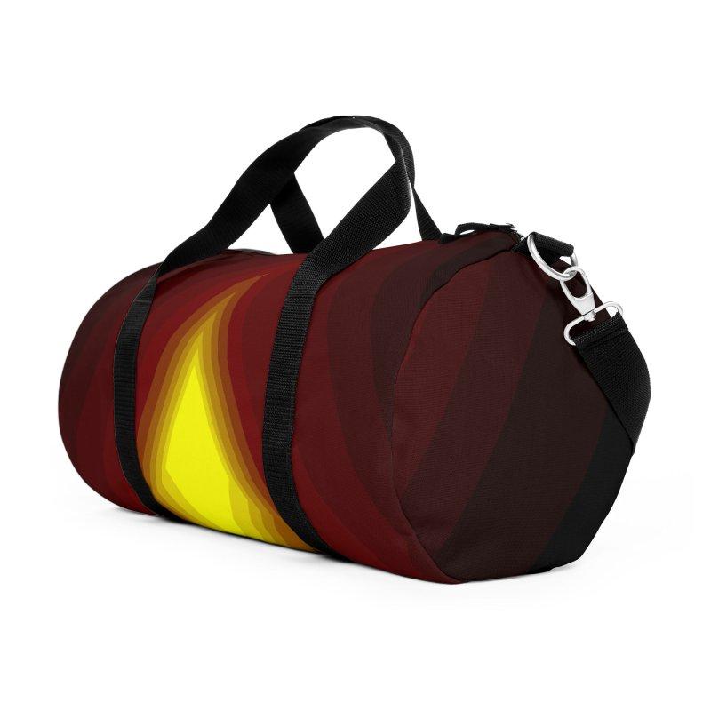 zappwaits z12 Accessories Duffel Bag Bag by zappwaits Artist Shop