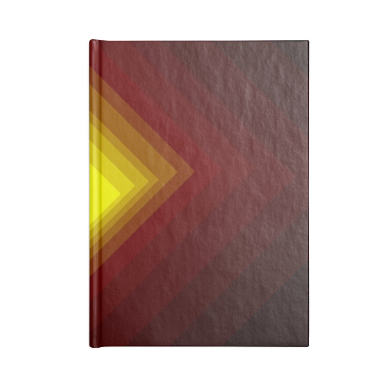zappwaits z12 Accessories Lined Journal Notebook by zappwaits Artist Shop