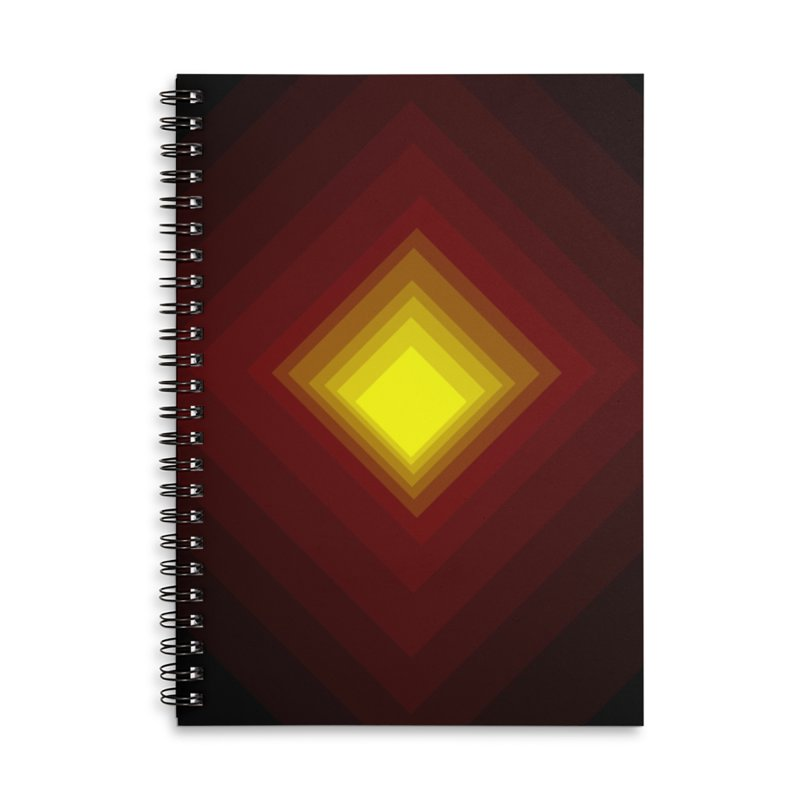 zappwaits z12 Accessories Lined Spiral Notebook by zappwaits Artist Shop