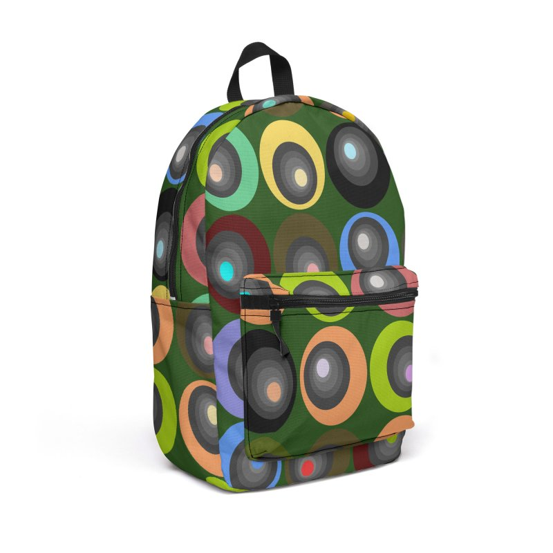 zappwaits 77 Accessories Backpack Bag by zappwaits Artist Shop