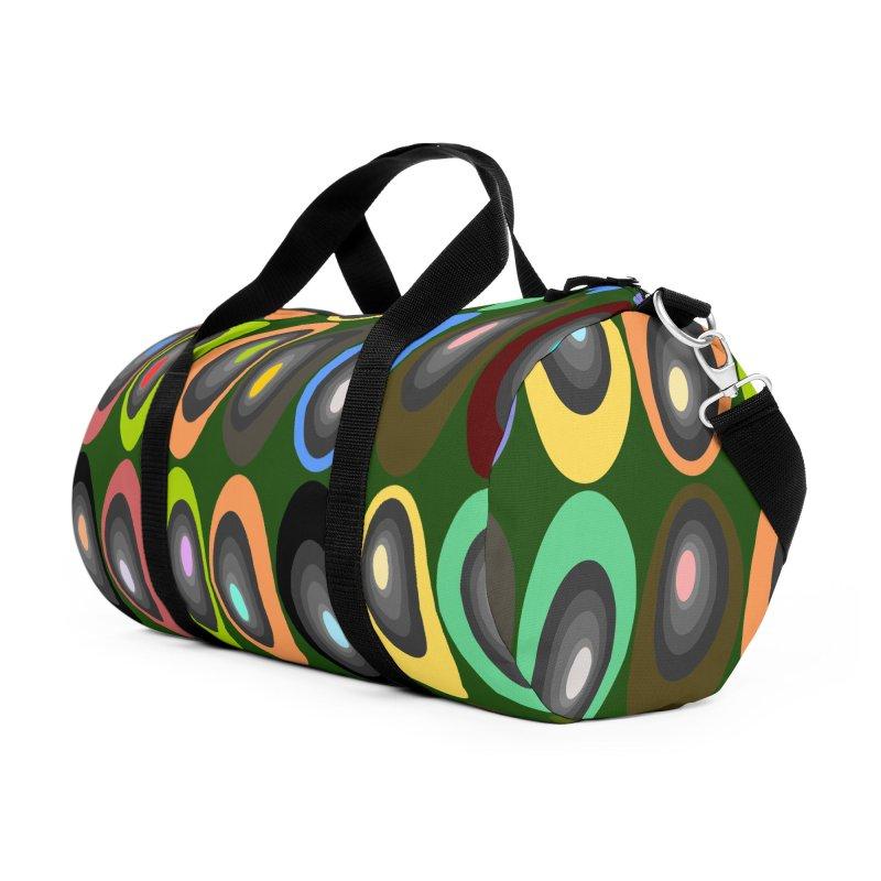 zappwaits 77 Accessories Duffel Bag Bag by zappwaits Artist Shop