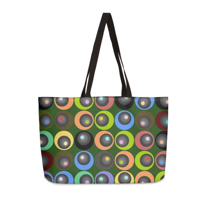 zappwaits 77 Accessories Weekender Bag Bag by zappwaits Artist Shop