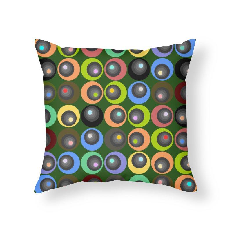 zappwaits 77 Home Throw Pillow by zappwaits Artist Shop