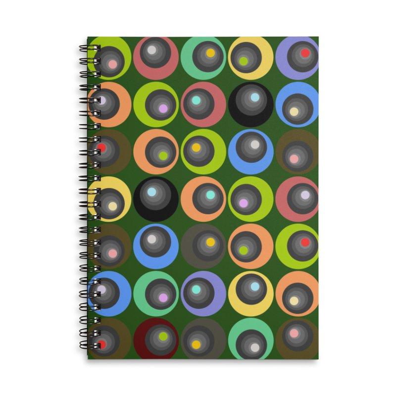 zappwaits 77 Accessories Lined Spiral Notebook by zappwaits Artist Shop