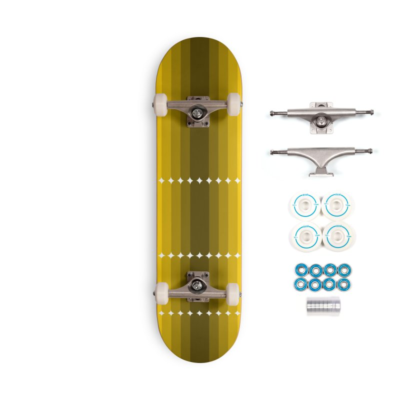 zappwaits zz Accessories Complete - Basic Skateboard by zappwaits Artist Shop