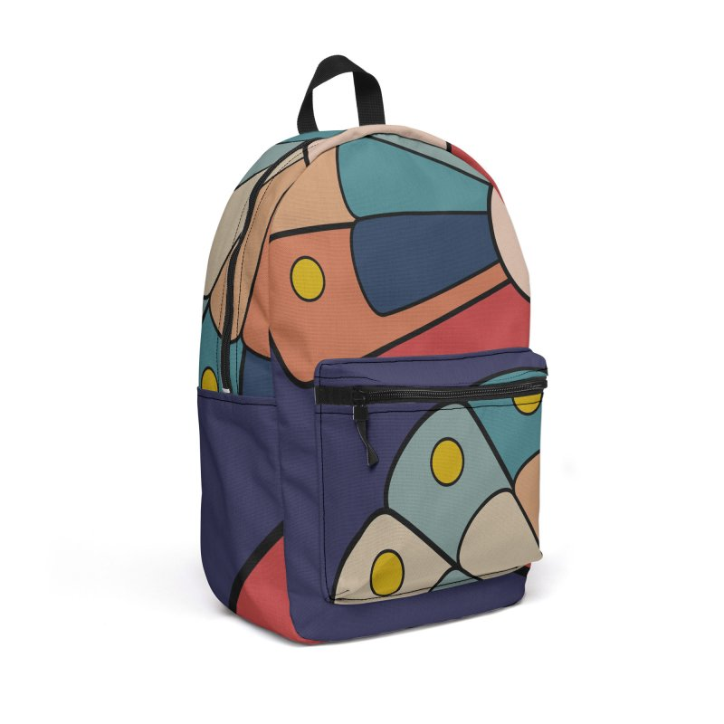 zappwaits - logo Accessories Backpack Bag by zappwaits Artist Shop
