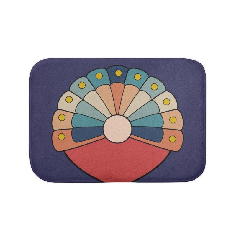 zappwaits - logo Home Bath Mat by zappwaits Artist Shop