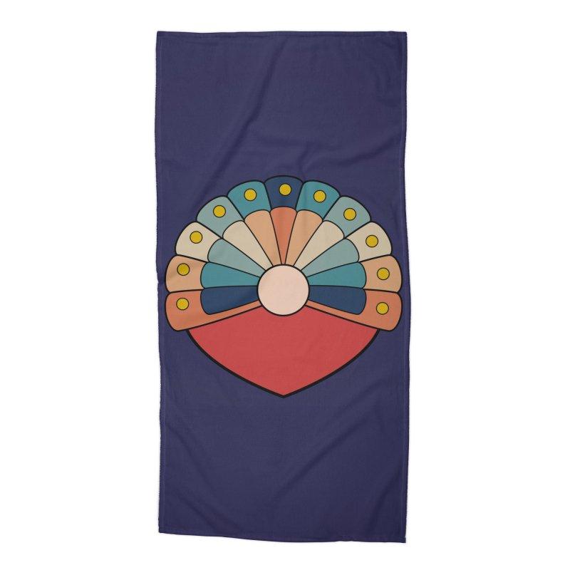 zappwaits - logo Accessories Beach Towel by zappwaits Artist Shop