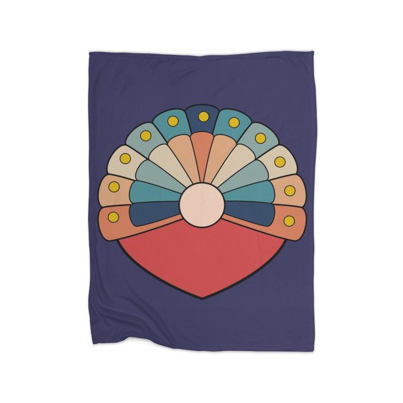 zappwaits - logo Home Fleece Blanket Blanket by zappwaits Artist Shop