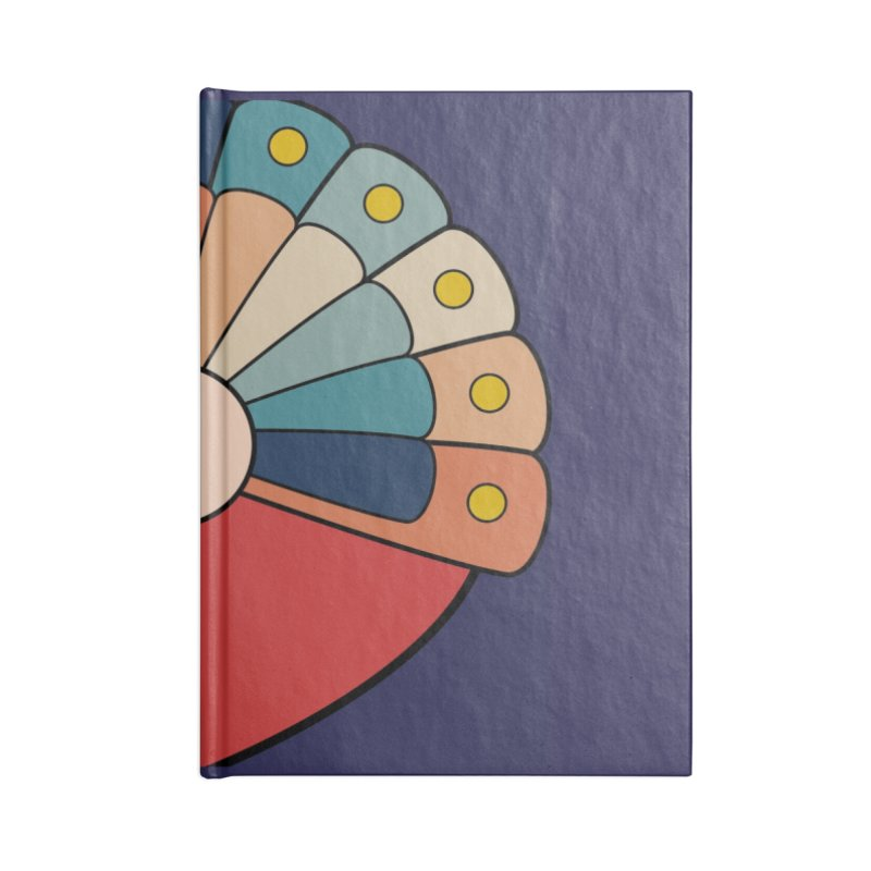 zappwaits - logo Accessories Lined Journal Notebook by zappwaits Artist Shop