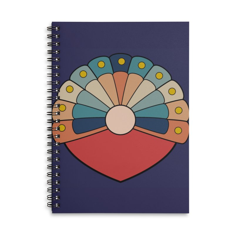 zappwaits - logo Accessories Lined Spiral Notebook by zappwaits Artist Shop