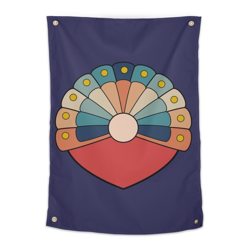 zappwaits - logo Home Tapestry by zappwaits Artist Shop