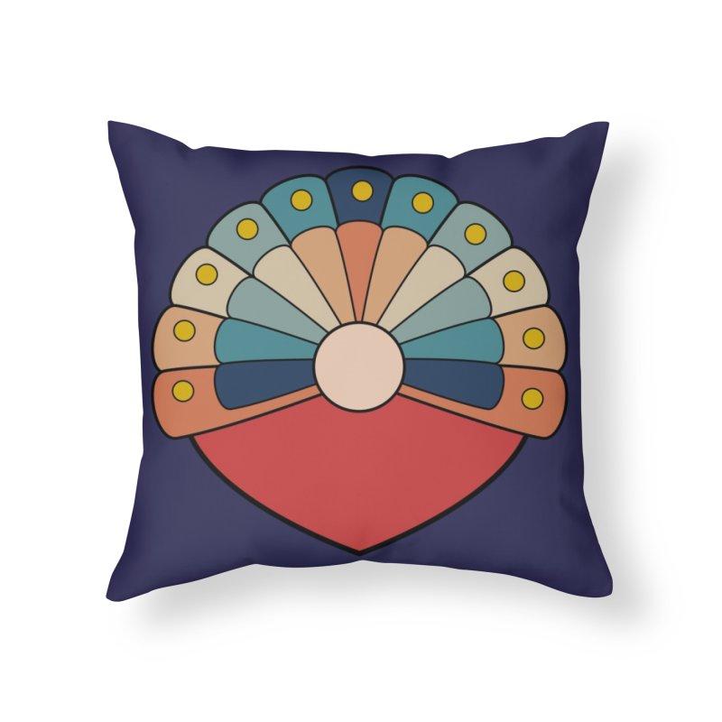 zappwaits - logo Home Throw Pillow by zappwaits Artist Shop