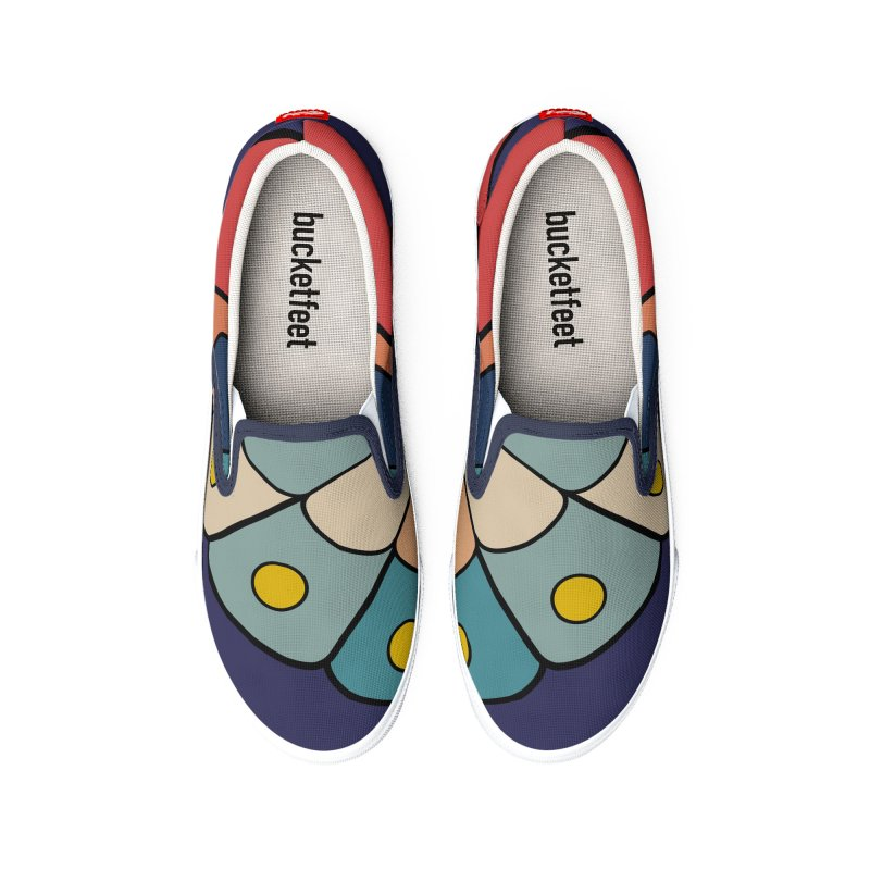 zappwaits - logo Men's Shoes by zappwaits Artist Shop