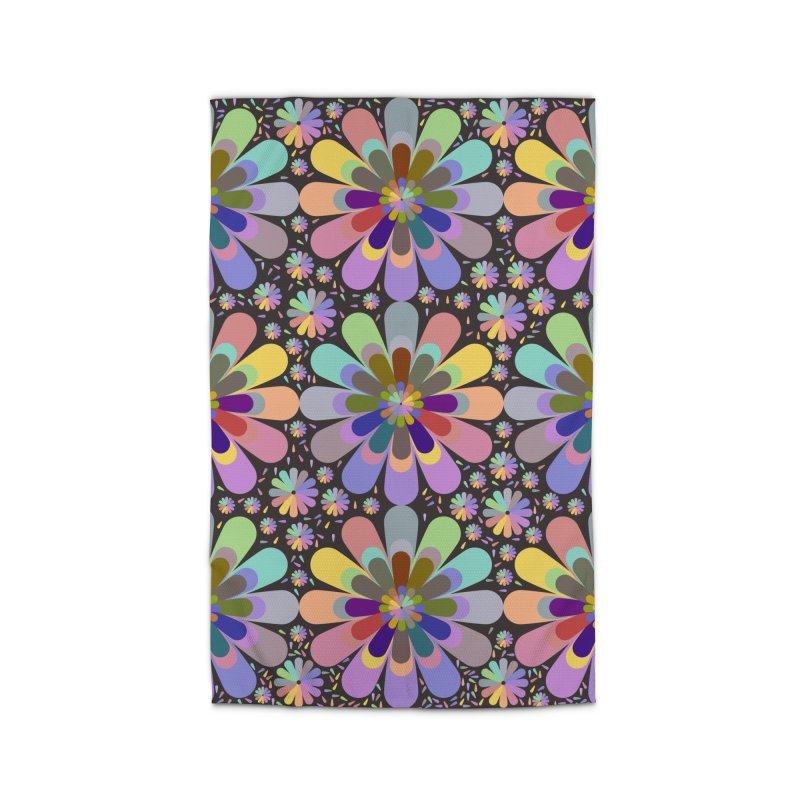 zappwaits flower power Home Rug by zappwaits Artist Shop