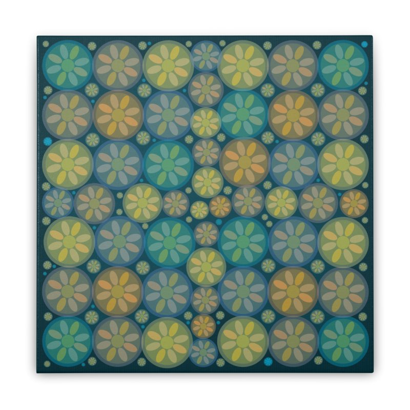 zappwaits xz Home Stretched Canvas by zappwaits Artist Shop