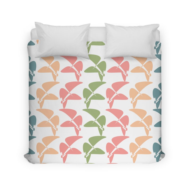 zappwaits design Home Duvet by zappwaits Artist Shop