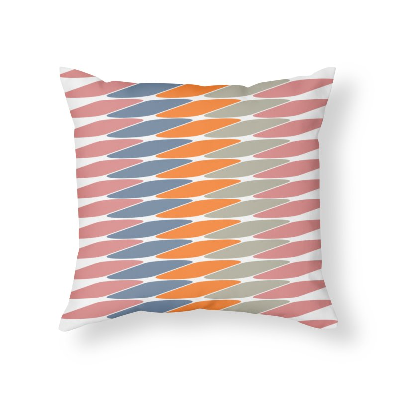 zappwaits pattern Home Throw Pillow by zappwaits Artist Shop