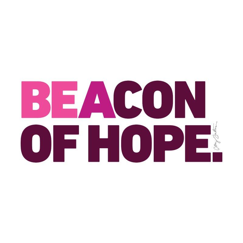 BEAcon of Hope. Women's T-Shirt by Cary Zartman Originals