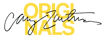 Cary Zartman Originals Logo