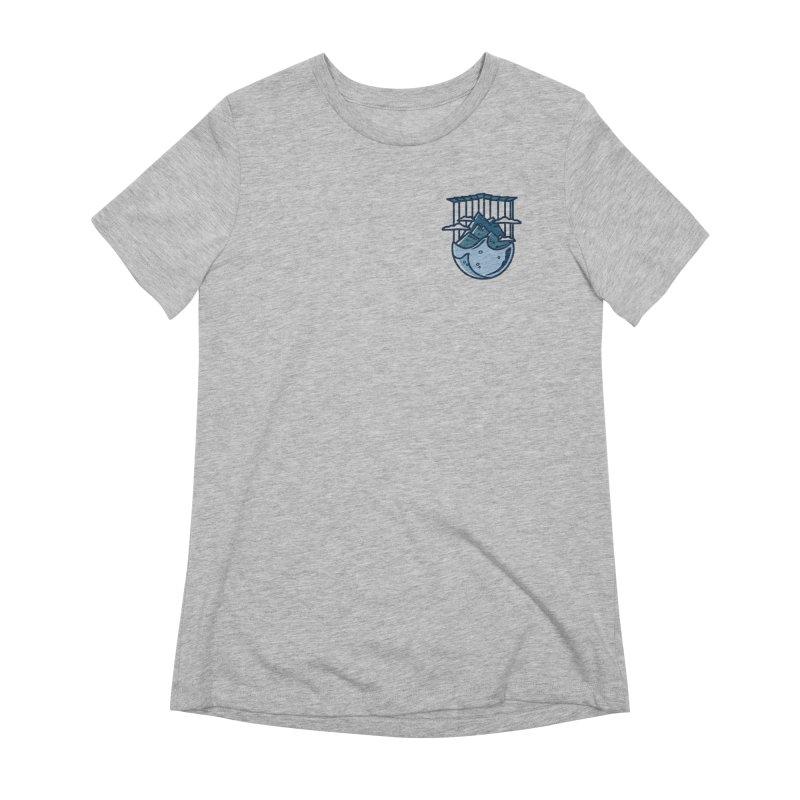 Rocky Mountain - Pids - Light Women's Extra Soft T-Shirt by zavatee's Artist Shop